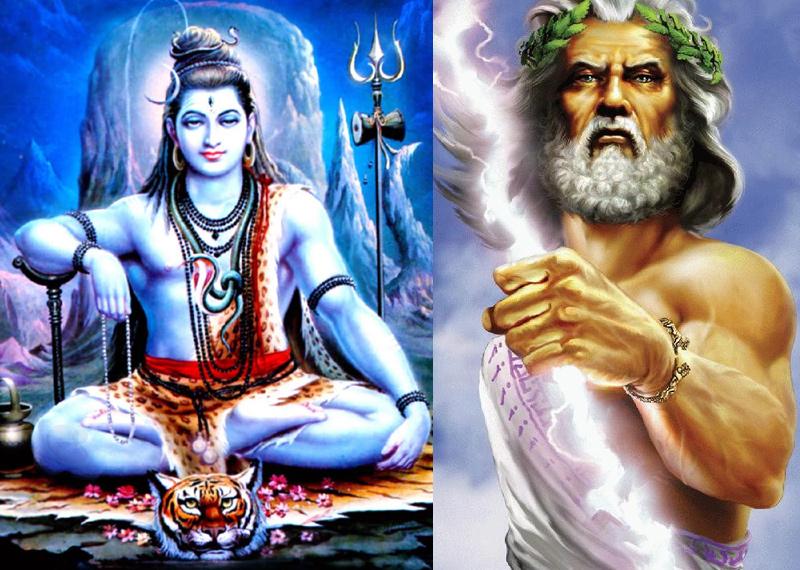 relationship between brahman and other hindu gods