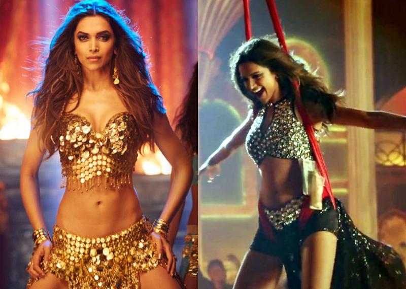 Top Item Girls In Bollywood Cinema Funbuzztime