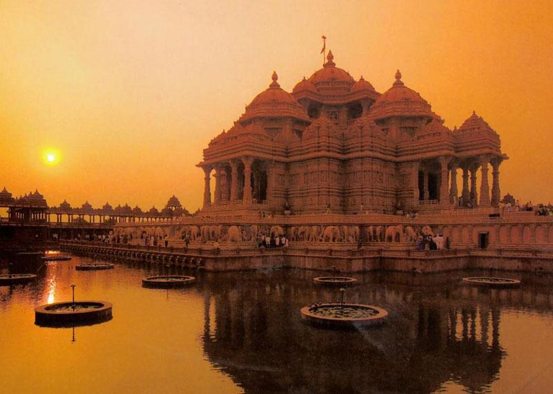 World Biggest Hindu Temple Worlds-largest-hindu-temple