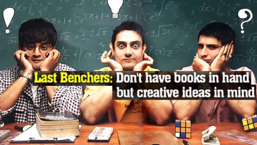 9 Types Of Backbenchers You Meet In School Bayside Journal