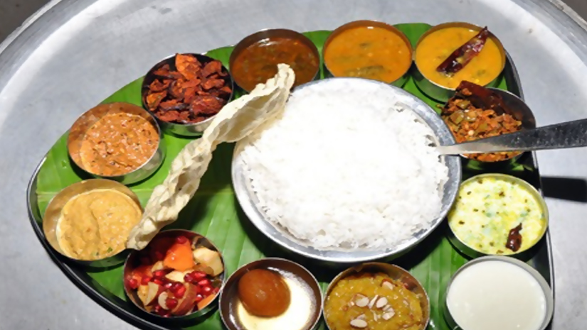 Independence day special funbuzztime for Andhra cuisine vegetarian