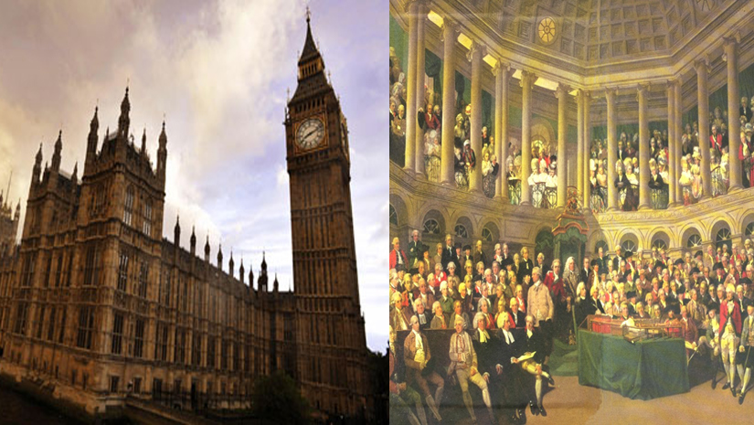 the british parliament was once supreme discuss Sovereignty of the british parliament means that the parliament in britain can make, unmake or amend any law on any subject it is supreme in its exercise of law making power the law made by it cannot be amended or overruled by any institution.