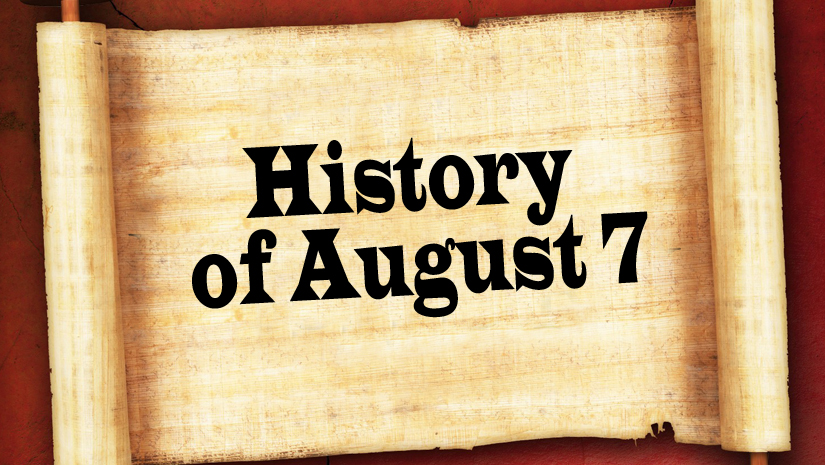 History-of-August-7