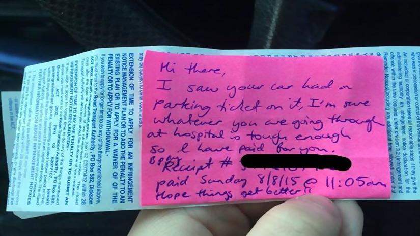 Kind-Stranger-gives-a-Pleas