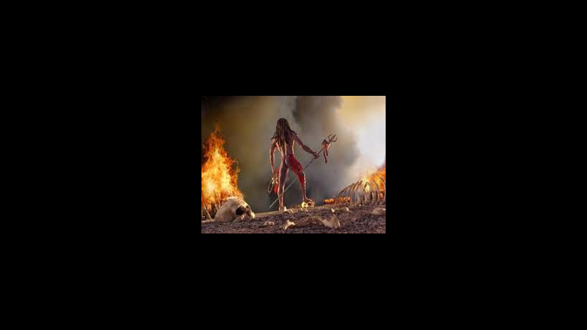 Cannibal Monks of India: Aghoris - FunBuzzTime