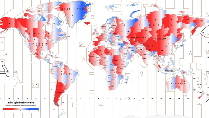 Different Types of World Maps FunBuzzTime