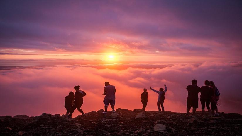 Alaska-The-Midnight-Sun
