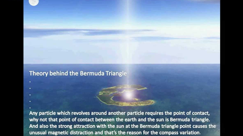 christopher columbus and the bermuda triangle