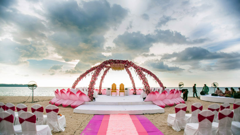 Destination Wedding Top 5 Places In India
