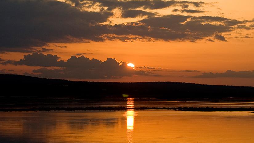 Finland-The-Midnight-Sun