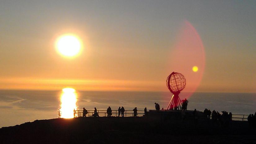 Norway-The-Midnight-Sun