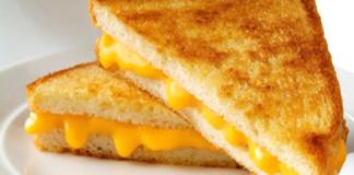 Cheesy Cheese Toast