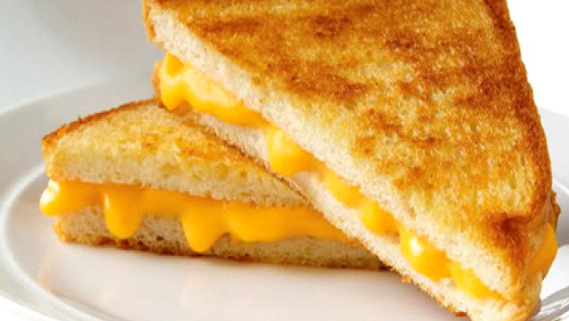 Cheese Toast Recipe — Dishmaps
