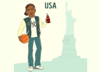 USA-illustrations