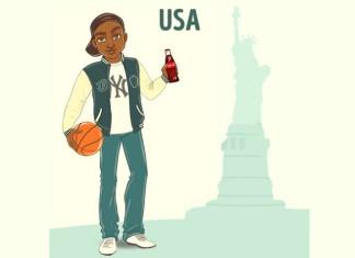 USA-illustrations
