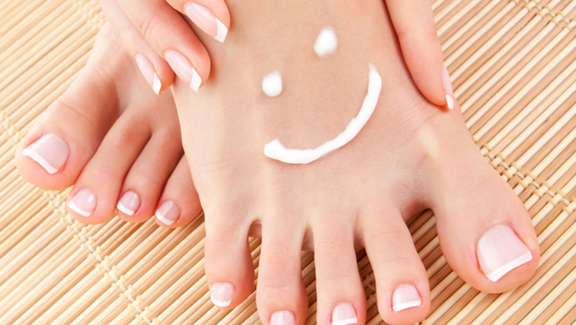 nail and feet care