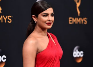 priyanka-red-gown-at-emmy1
