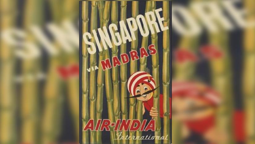 Madras-to-Singapore