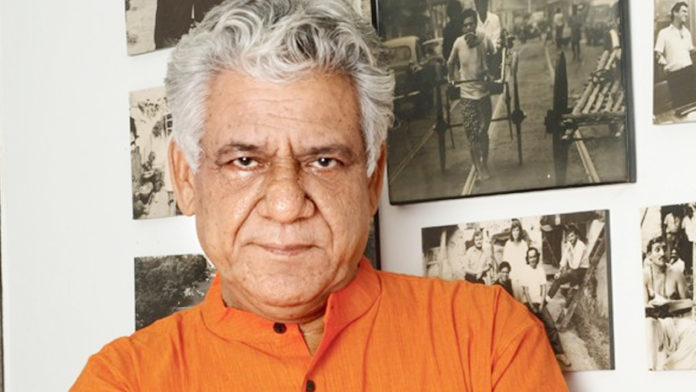 Veteran Actor Om Puri Passes Away from a Heart Attack