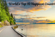 happiest countries