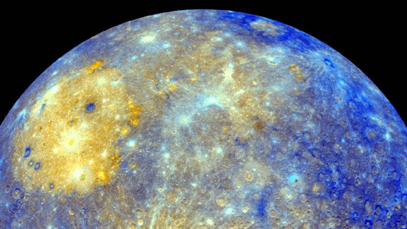 Freezing Temperature of Mercury