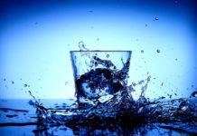 3 liters of water