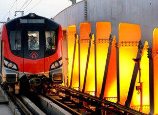 Lucknow-Metro
