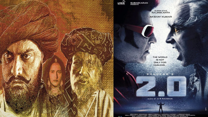Upcoming 2018 Bollywood Movies That Are Most Awaited
