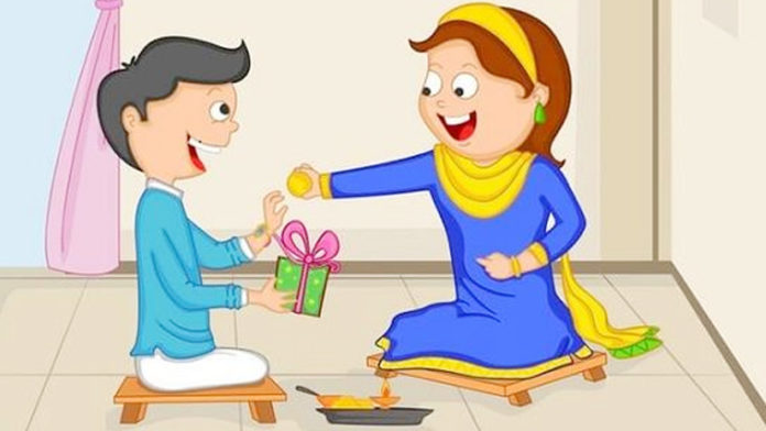 The Story Of Bhai Dooj, The Fifth Day Of Diwali Festival.
