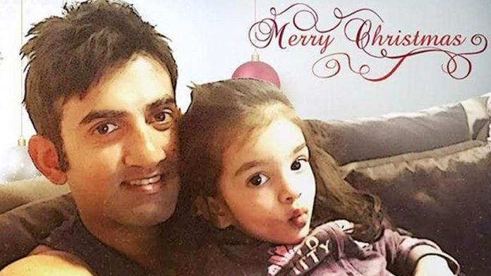 Sharukh Khan Asks Gautam Gambhir's Daughter To Bowl For KRK, As He Shares Adorable Video