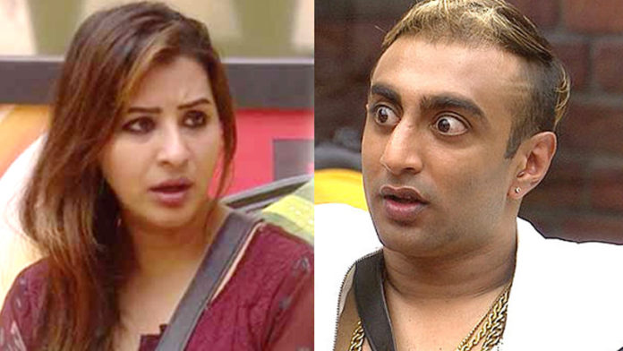 "Akash Dadlani ""Kisses"" Shilpa Shinde Without Her Permission In Bigg Boss House!"
