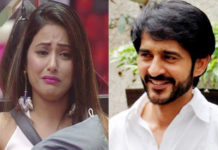 Hiten Tejwani Hilariously Slams Hina Khan in Bigg Boss