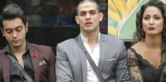 Hina and Priyank Laugh At Luv Tyagi in Bigg Boss