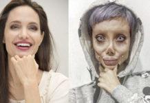 Sahar Tabar's Angelina Jolie Surgery Was A Hoax