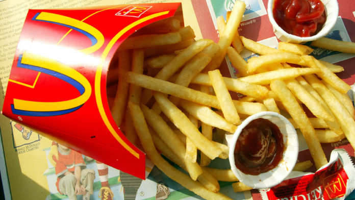 Scientists declare McDonald's French Fries Can cure Baldness